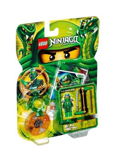 Imagen principal de LEGO Ninjago 9574 - Lloyd ZX