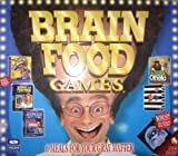 Brain Food Games – Jeopardy, Wheel of Fortune, Smart Games Word Puzzles, Othello, Zoop