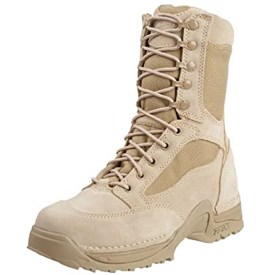 Danner Women's Desert TFX Rough-Out GTX Military Boot,Tan,5 M US