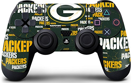 NFL - Green Bay Packers Blast Skin for PlayStation 4 / PS4 DualShock4 Controller from Skinit