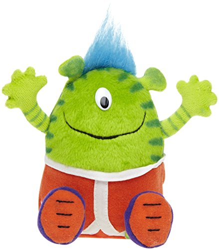 MerryMakers Aliens Love Underpants Plush Doll, 7-Inch