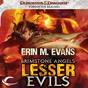 Brimstone Angels: Lesser Evils: A Forgotten Realms Novel | [Erin M. Evans]