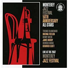 Live at the Monterey Jazz Festival: Monterey Jazz Festival 50th Anniversary All Stars