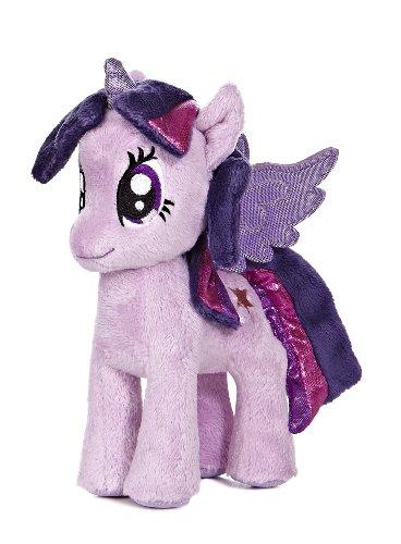 "Aurora World My Little Pony Princess Twilight Sparkle Pony Plush, 6.5"""