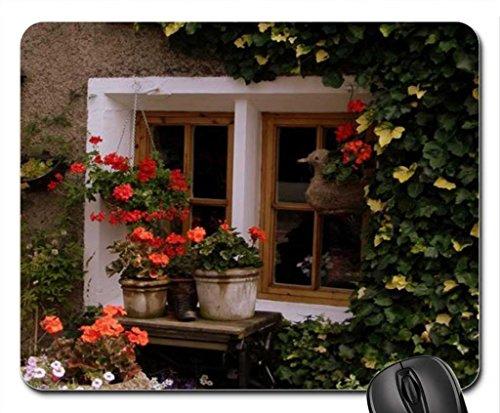 cottage-garden-mouse-pad-tapis-de-souris-mouse-pad-maisons
