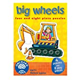Orchard Toys Big Wheels Jigsaw Puzzles From Debenhams
