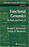 img - for Functional Genomics: Methods and Protocols (Methods in Molecular Biology, Vol. 224) book / textbook / text book