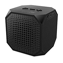 Bluetooth Speakers, SoundPal Cube F1 5 Watt Bluetooth Speaker Compatible with All Bluetooth Devices [ UPDATED with Standard \