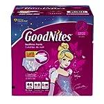 Goodnites Bedtime Pants for Girls, Si...