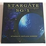 Quantum Mechanix - Stargate SG-1 miroir Event Horizon 25 cmpar Quantum Mechanix
