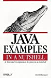 Java Examples in a Nutshell: A Tutorial Companion to Java in a Nutshell (1565923715) by Flanagan, David