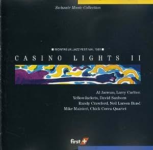 Casino lights montreux 1981