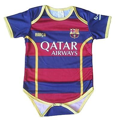 Lionel Messi FC Barcelona 2015 Baby Suit
