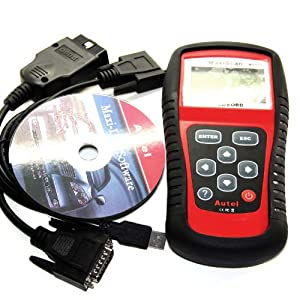 EiioX Autel MaxiScan MS509 Car Diagnostic Scanner Tool Code Reader