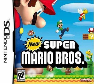 New Super Mario Bros. (DS) Strategy Guide Walkthrough Cheat Secrets + Bonus Save Game