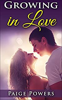 Growing In Love: Teen Romance by Paige Powers ebook deal