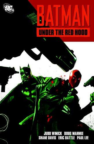 Batman Under The Red Hood from DC Comics