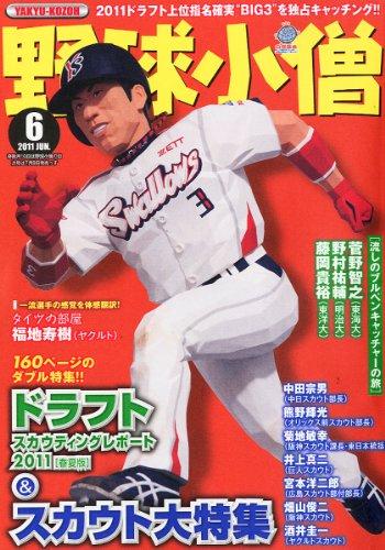 野球小僧 2011年 06月号 [雑誌]