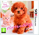 Nintendogs + Cats - Toy Poodle + New...