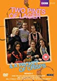 Two Pints Of Lager & A Packet Of Crisps - Series 8 [DVD]