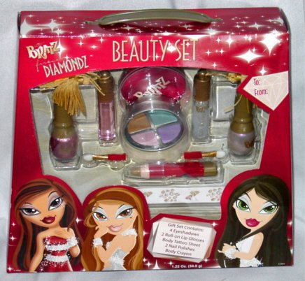Bratz Forever Diamondz Beauty Set - Buy Bratz Forever Diamondz Beauty Set - Purchase Bratz Forever Diamondz Beauty Set (MGA Entertainment, Toys & Games,Categories,Dolls,Playsets)
