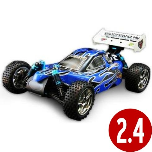 Tornado EPX PRO 1/10 Scale Brushless Buggy-Blue