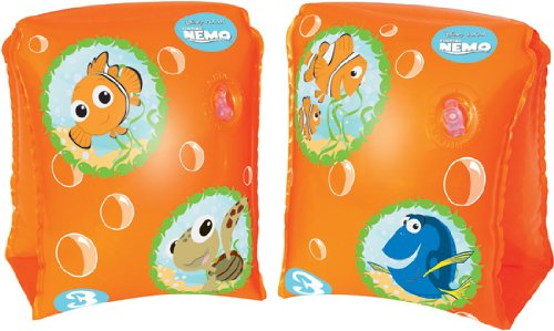 Wet Products Finding Nemo Arm Bands - 1