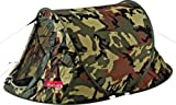 Regatta Festival 2 Man Pop Up Tent Army Camo Camouflage