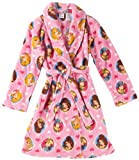 Disney Princess 4-10 Hearts Fleece Robe
