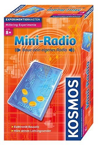 Kosmos-657390-Mini-Radio-Spielzeug