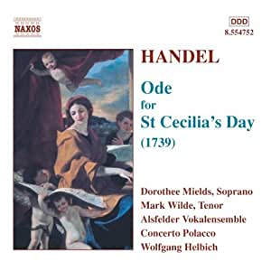 Ode for St. Cecilia's Day  (1739)