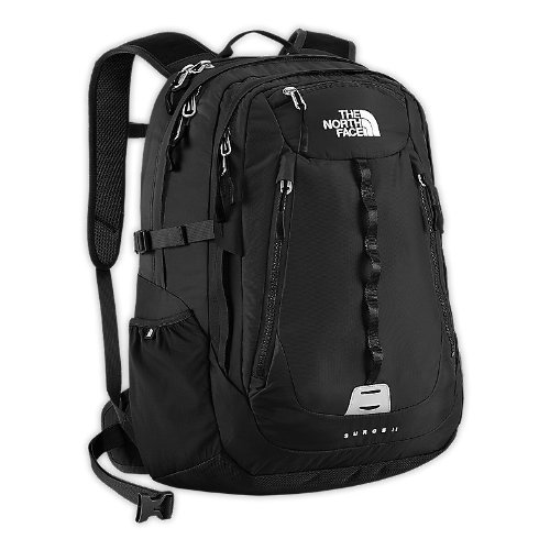 THE NORTH FACE Surge II Daypack TNF BLACK
