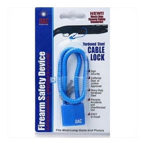 Gunmaster CA DOJ Approved Cable Lock in Package, 15-Inch (Gun Lock Ca compare prices)