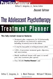 img - for The Adolescent Psychotherapy Treatment Planner, 2nd Edition 2nd (second) Edition by Jongsma Jr., Arthur E., Peterson, L. Mark, McInnis, William published by Wiley (2000) book / textbook / text book