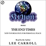 Kryon Book I: The End Times   Lee Carroll