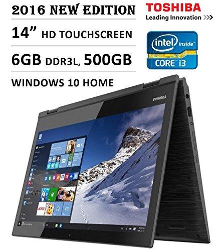 2016-Newest-Toshiba-Radius-Premium-14-HD-Touch-screen-Flip-Convertible-Laptop-Intel-Core-i3-5015U-21-GHz-6GB-RAM-500GB-HDD-No-DVD-80211AC-Webcam-HDMI-Bluetooth-Windows-10-Brushed-Metal