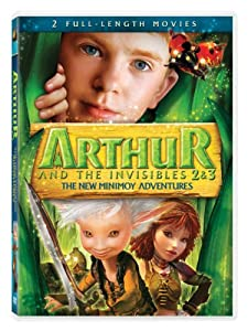ARTHUR AND THE INVISIBLES 2 & 3:NEW M