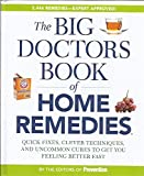 img - for The Big Doctors Book of Home Remedies book / textbook / text book