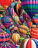 Hot Air Balloons 1000 PC Jigsaw Puzzle b...