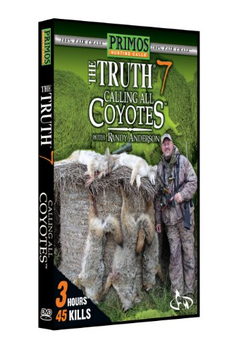 Great Features Of Primos The Truth 7 Calling All Coyotes Call