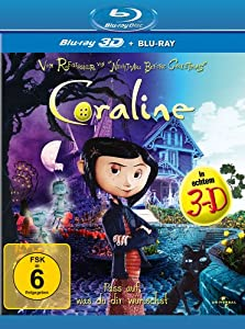 Coraline (+ Blu-ray) [Blu-ray 3D]