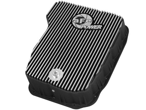 aFe Power 46-70062 Dodge Diesel Transmission Pan (Machined) (68rfe Transmission Filter compare prices)