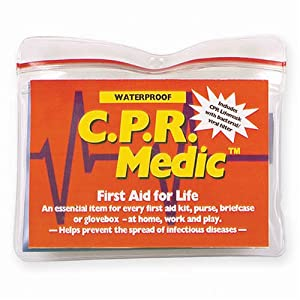 Adventure Medical Kits C.P.R. Medic Kit, 1 Count