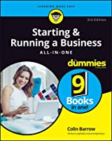 Starting and Running a Business All-in-One For Dummies, 3rd Edition Front Cover