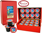 24 K-cups of Breakfast Blend Certified Organic Arabica Tropical Coffee, Surfs Up! Get-your-day-started Breakfast Blend