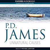Unnatural Causes | P.D. James