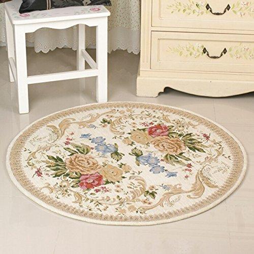 Computer pad medicazione sgabello tondo tappetino tappeto rotondo coperta , 160*160cm round