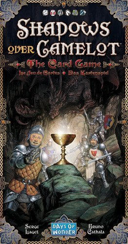 Shadows Over Camelot The Card Game Card Game