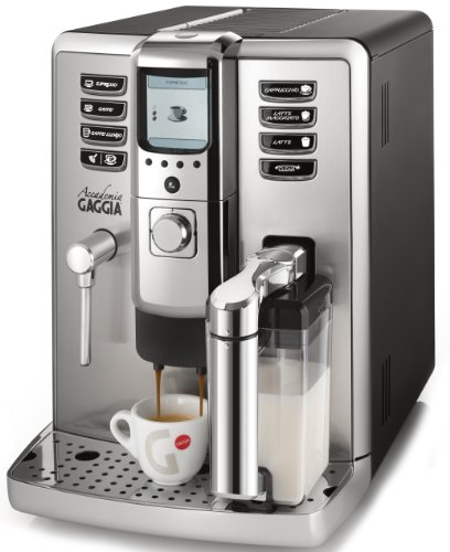 Gaggia Accademia RI9702/04 Bean to Cup Espresso 