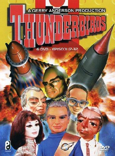 Thunderbirds(edizione integrale rimasterizzata in digitale)Volume01Episodi17-32 [Import italien]